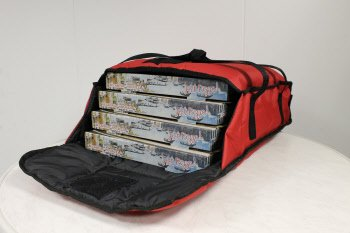 Thermal bag Corduroy 14 inch - pizzadeliverybox.com
